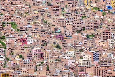 La Paz, Bolivia 2018
