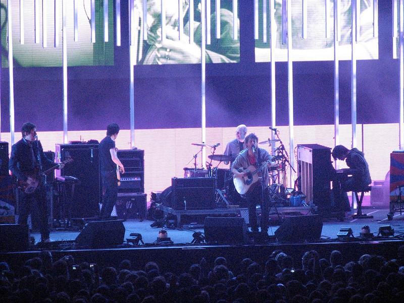Radiohead 2008 Nissan Pavilion 169