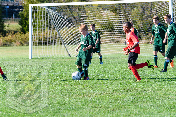 Soccer October 17, 2016