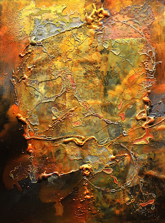 Oil Paintings and Mixed Mediums
