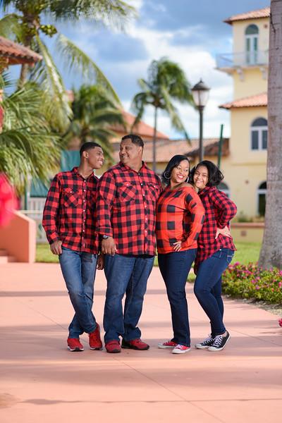 Keno Wong Family