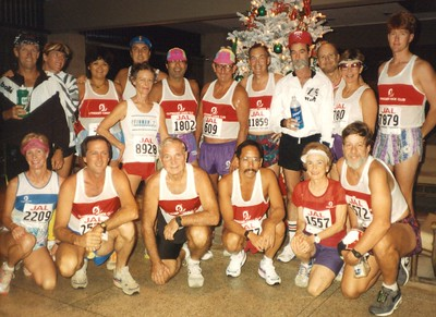 20th Annual Honolulu Marathon 12-13-1992