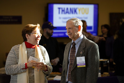 2019 Annual Faculty Staff Donor Reception