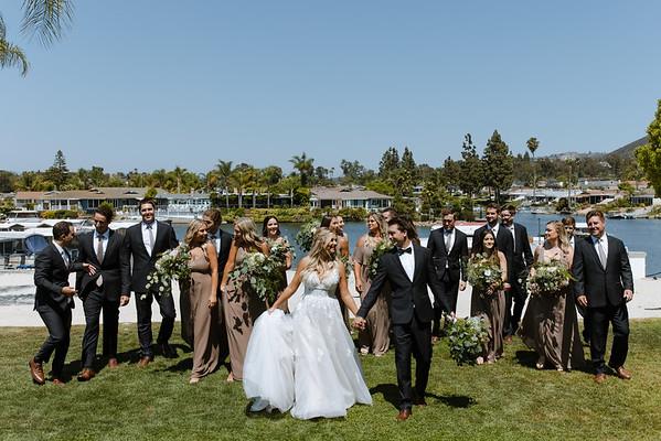 3. Bridal Party