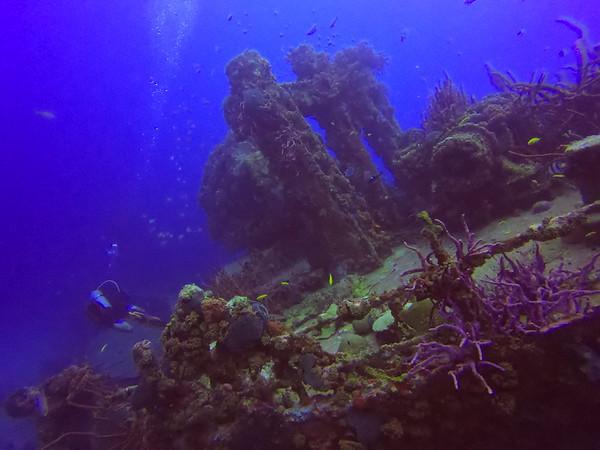 11-4-18 Aruba Diving