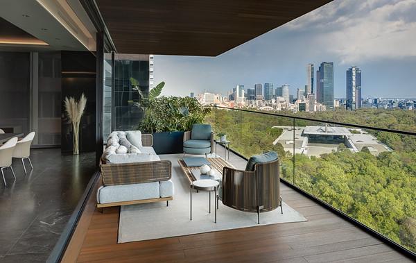 Chapultepec Apartment