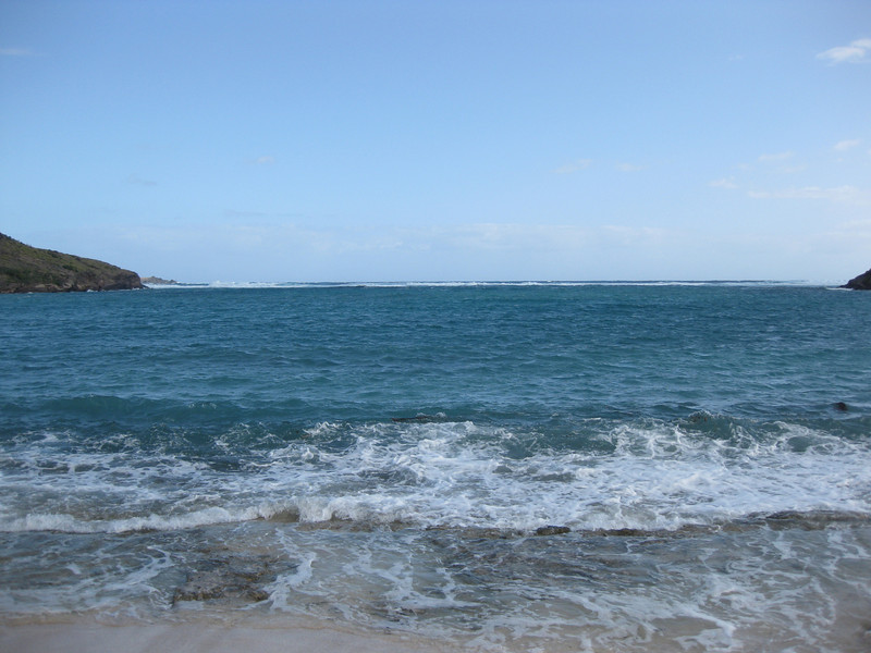 Saint Barth - Beach Petit Cul de Sac