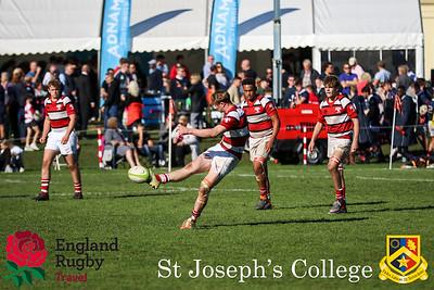 39. Hurstpierpoint College v RGS, Newcastle