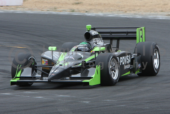 2009 Indy Car Series Sears Point Aug 23