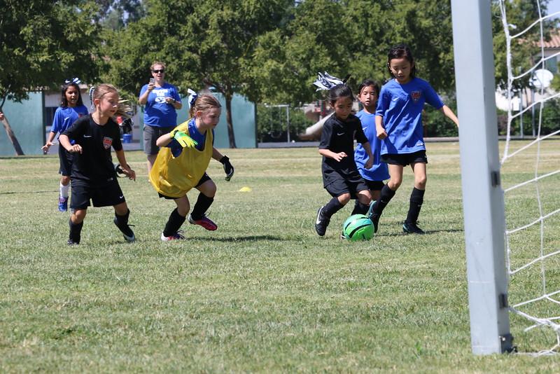 Leah Soccer