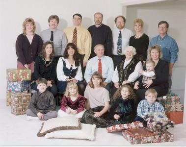 1998 Maurer Family Christmas
