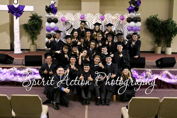 Cheer Graduation 2016