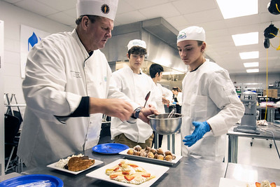 #2482 Moore High School Culinary Arts, 11/22/19
