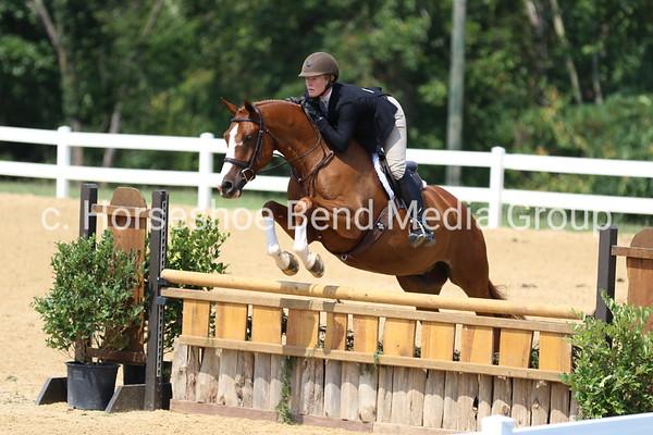 2021 Lexington National Horse Show -- Thursday -- Sandy Gerald