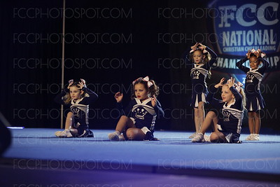 8 Clearwater Academy Mini Majesty