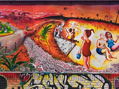 Murals & Graffiti
