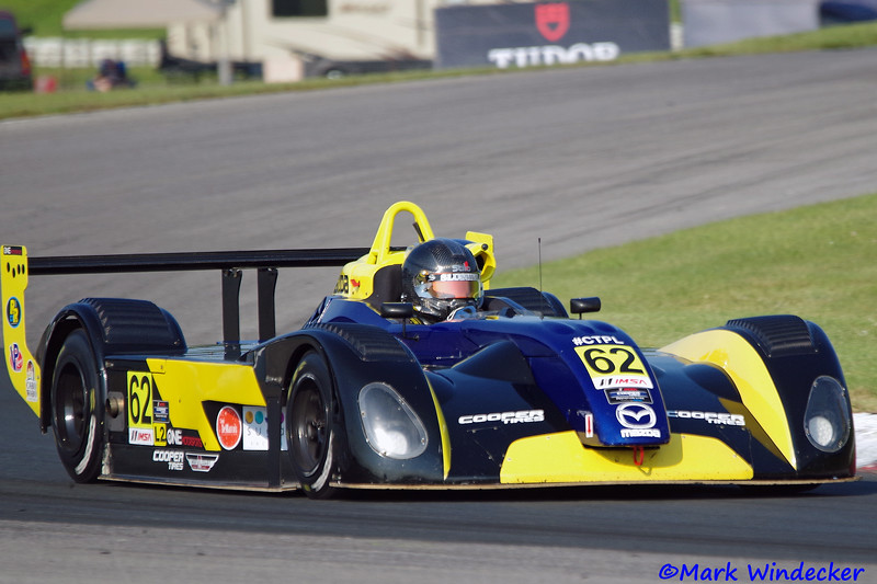 17th 5-L2 Todd Slusher(M) ONE Motorsports