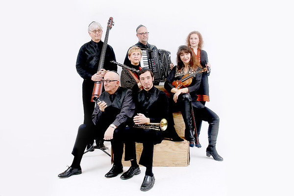 The Kosher Klezmer Band