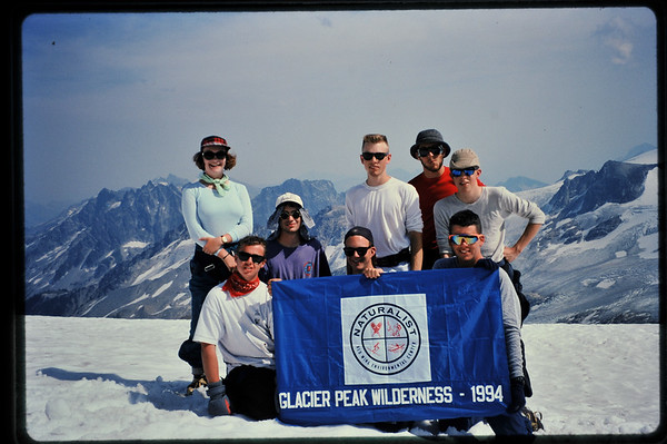1994 ELC North Cascade Mountain - Washington