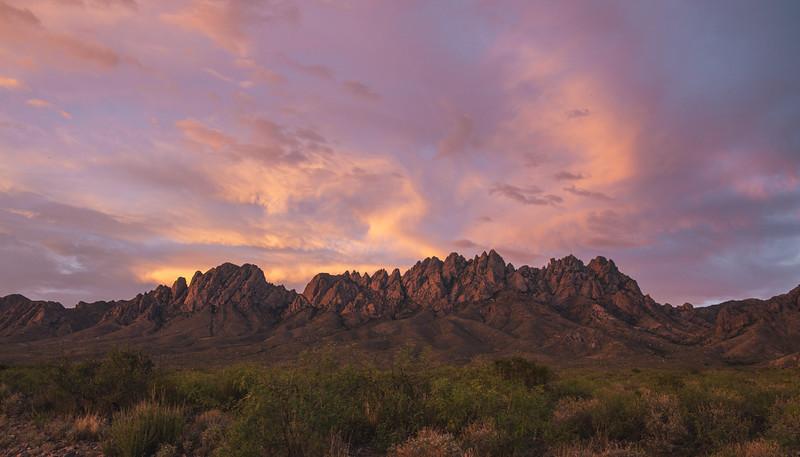 Organ Mountain Spring Sunset.jpg