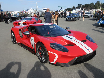 Motorsports Revival-Hangar Party