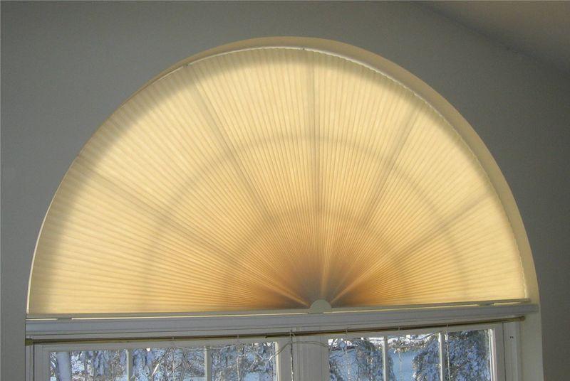 Duette Sunburst Arch