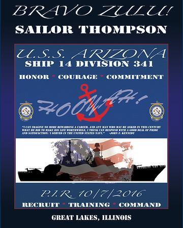Navy RTC PIR Banners