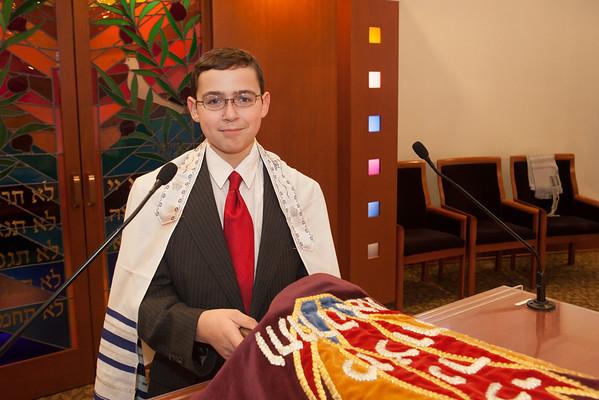03.15.14 - Jake S' Bar Mitzvah