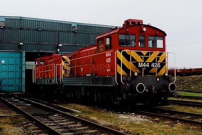 Hungary Class M44 / 448