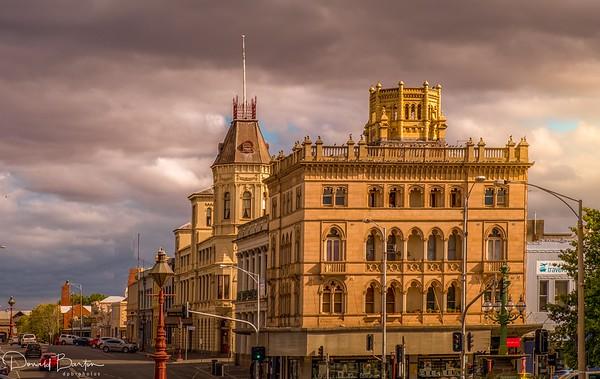 Ballarat Heritage Buildings ~ March
