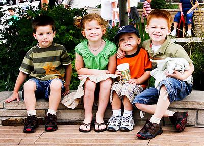 Tashia and Gang Aug 2008
