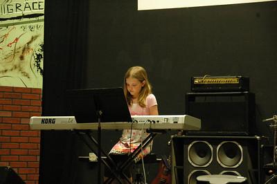 Sarah's Piano Recital