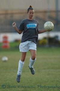 2009 Providence vs North Harrison Girls Soccer