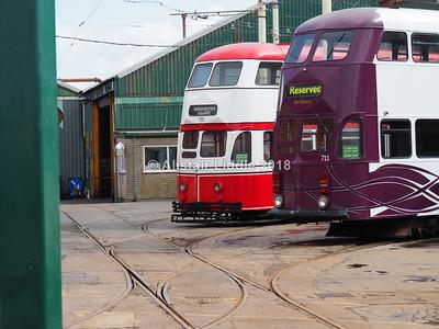 Heritage Trams 25/26-03-2018