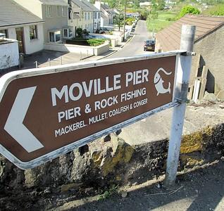 Moville Pier