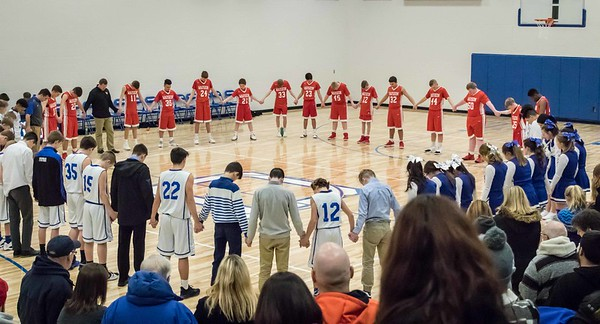 DMS Boys Basketball 01-16-2018