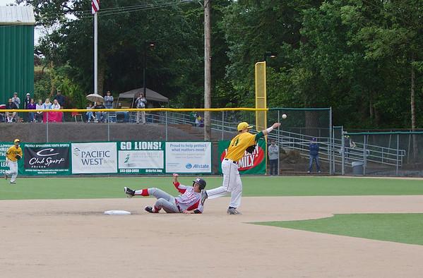 West Linn vs McMinnville June 2, 2015