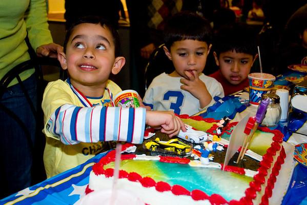 Maher's Birthday