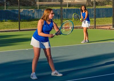2019-09-19 Dixie HS Girls Tennis vs Canyon View - JV