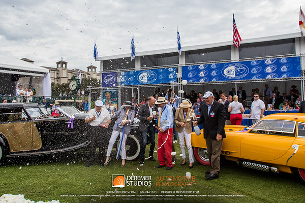 2016 Amelia Concours - Bests of Show