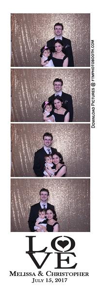 Melissa & Christopher - 071517
