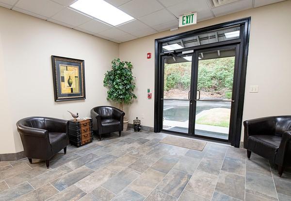 YourOffice: Upper Lobby & Hallways