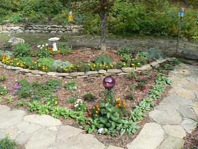 Flower Garden - 9/28/2006