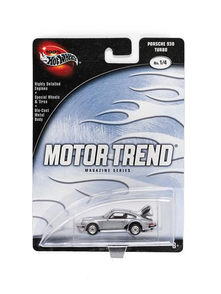 Motor Trend Magazine Series