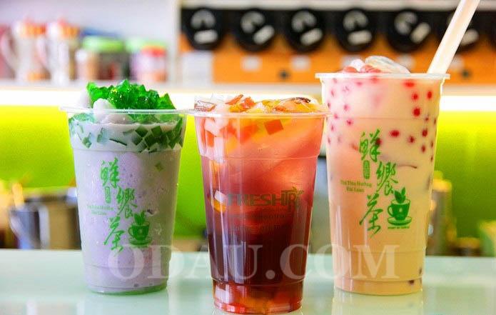 Trà Sữa Tiên Hưởng - Phan Đăng Lưu
