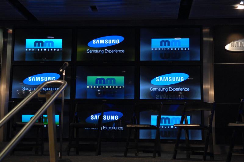Samsung's Mobile Monday