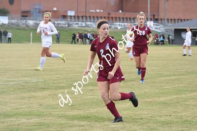SHA vs Assumption Girls Soccer - Regionals