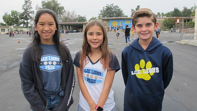 Kindness Goes a Long Way at LCE's Spirit Rally