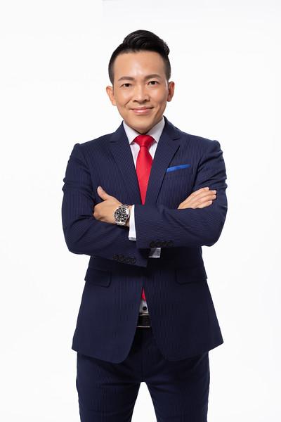 證券分析師形象照/ 「籌碼泄天機」陳斌宇老師
