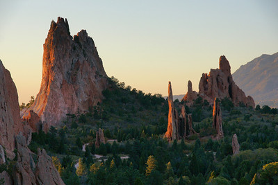 Garden of the Gods - 3 Oct 09